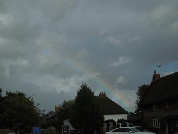 エーブベリー行きの虹